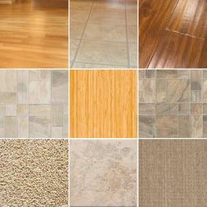 Variety of Flooring Options