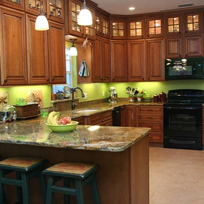 Bethany Home Kitchen Remodel